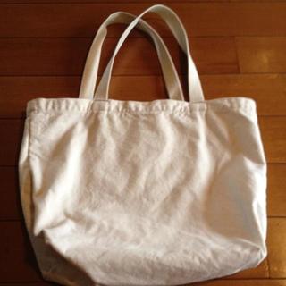 ムジルシリョウヒン(MUJI (無印良品))の無印良品エコバッグ(トートバッグ)