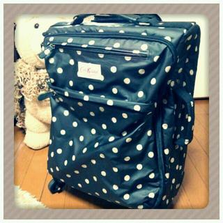 キャスキッドソン(Cath Kidston)のキャスキッドソン♡bag♡(スーツケース/キャリーバッグ)