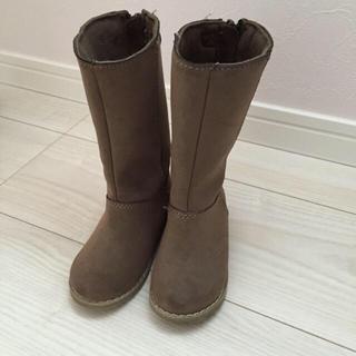 ベビーギャップ(babyGAP)のロングブーツ 13.5cm(ブーツ)
