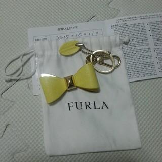 フルラ(Furla)のフルラ  リボン キーリング  (キーホルダー)