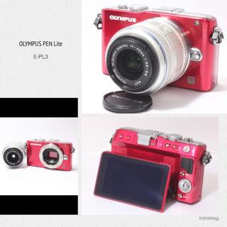 OLYMPUS カメラ(ミラーレス一眼)
