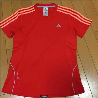 アディダス(adidas)の最終値下げ☆adidas  レディース Tシャツ(その他)