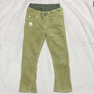 ロデオクラウンズワイドボウル(RODEO CROWNS WIDE BOWL)の美品☆ロデオクラウンズ キッズ パンツ 110cm (パンツ/スパッツ)
