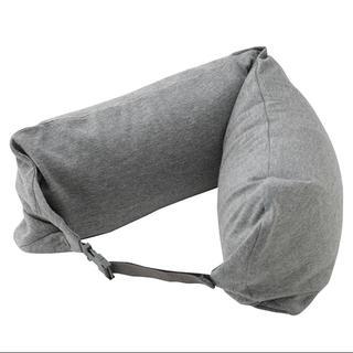 ムジルシリョウヒン(MUJI (無印良品))の無印良品 ネッククッション(旅行用品)