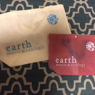 アースミュージックアンドエコロジー(earth music & ecology)のアースミュージック エコバッグ(エコバッグ)