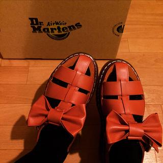 ドクターマーチン(Dr.Martens)の【美品】 Dr.Martens(ローファー/革靴)