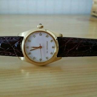 トラサルディ(Trussardi)の美品 ♡ TRUSSARDI トラサルディ腕時計 ♡ シェルホワイト(腕時計)