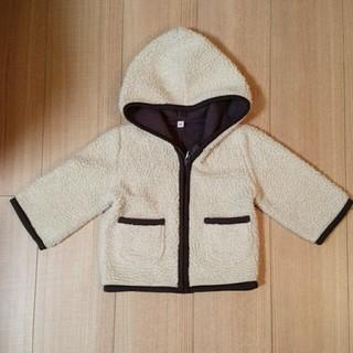 ムジルシリョウヒン(MUJI (無印良品))の値下げ☆無印良品 アウター80(ジャケット/コート)
