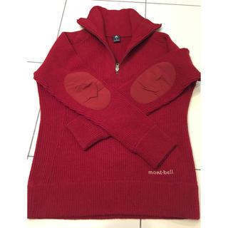 モンベル(mont bell)のmont–bell  ハーフジップ セーター  未使用(ニット/セーター)