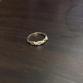 アネモネ(Ane Mone)のピンクゴールド ピンキーリング(リング(指輪))