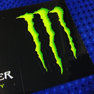 送料込み300円 ポイント消化に是非 MONSTER ステッカー シール(その他)