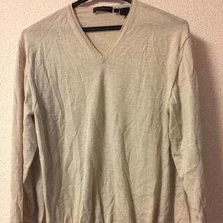 DKNYダナキャランニューヨーク★高級メンズニットセーター