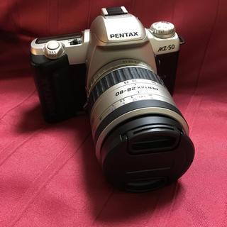 ペンタックス(PENTAX)の値下げ PENTAX一眼レフ カメラMZ-50(フィルムカメラ)