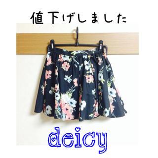 デイシー(deicy)の値下げ!☆deicy☆ミニスカート(ミニスカート)
