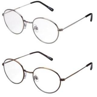 ジーユー(GU)のGU購入 だてメガネ 二個セット(サングラス/メガネ)