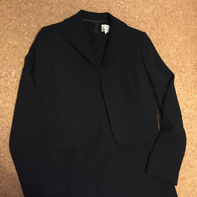 kumikyoku(組曲)(クミキョク)のUNO様専用  組曲 ブラックフォーマル 喪服 礼服 レディースのフォーマル/ドレス(礼服/喪服)の商品写真