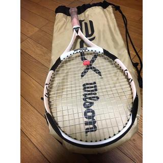 ウィルソン(wilson)のテニスラケット 硬式用(ラケット)