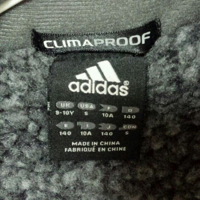 adidas(アディダス)のadidas☆kidsロングコート キッズ/ベビー/マタニティのキッズ服 女の子用(90cm~)(ジャケット/上着)の商品写真