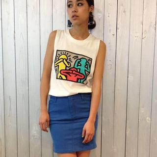 スライ(SLY)のSLY×keith(Tシャツ(半袖/袖なし))