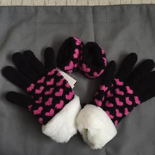 シマムラ(しまむら)の★新品★マシュマロタッチ手袋★(手袋)
