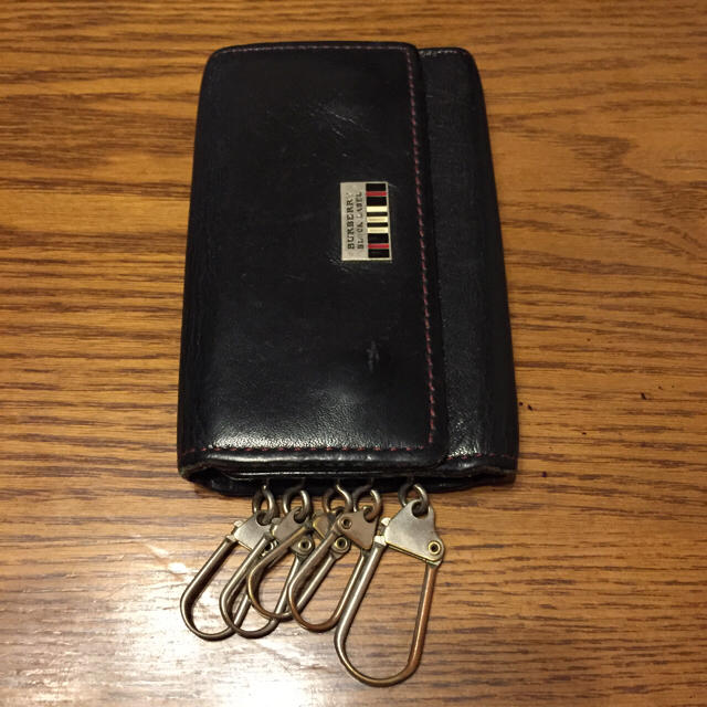 BURBERRY(バーバリー)のバーバリー ブラックレーベル 5連キーケース メンズのファッション小物(キーケース)の商品写真