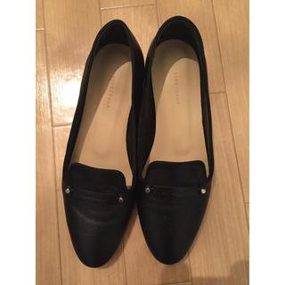 121b217603e8 ロンシャン(LONGCHAMP)のmrkn1118さま専用♥Longchampぺたんこ靴(バレエシューズ)