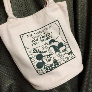 シマムラ(しまむら)のディズニー♡ピンクトートバッグ(トートバッグ)