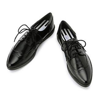 マッキントッシュフィロソフィー(MACKINTOSH PHILOSOPHY)のメダリオンレジンシューズ(ローファー/革靴)