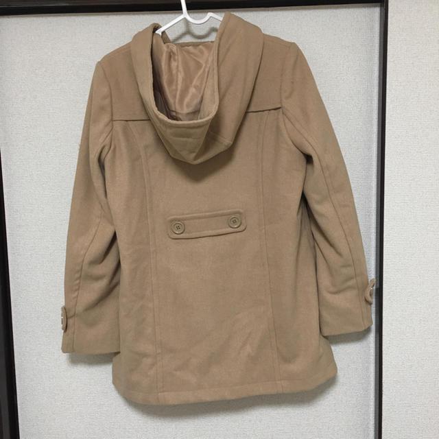INGNI(イング)のINGNI ベージュダウン レディースのジャケット/アウター(ダウンコート)の商品写真