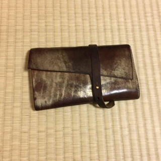 サラナン(saranam)のサラナン ゴールド江戸財布(財布)