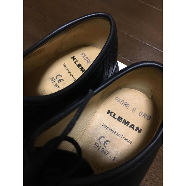 URBAN RESEARCH(アーバンリサーチ)のKLEMAN レディースの靴/シューズ(ローファー/革靴)の商品写真