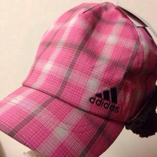 アディダス(adidas)のadidasゴルフ用帽子♡新品(キャップ)