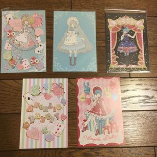 アンジェリックプリティー(Angelic Pretty)のアンジェリックプリティーのポストカード(その他)