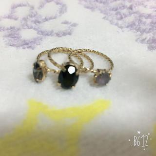 シマムラ(しまむら)のファランジリング(リング(指輪))