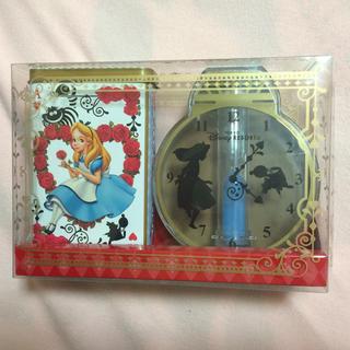 ディズニー(Disney)の紅茶♡不思議の国のアリス♡砂時計付き(茶)