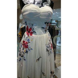 リリーブラウン(Lily Brown)の5th ANNIVERSARY Blooming Lily DRESS 限定(ロングドレス)