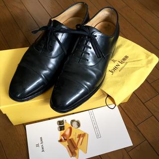 ジョンロブ(JOHN LOBB)のJOHN LOBBジョンロブ CITY2 革靴 メンズ シューズ ブラック 美品(ドレス/ビジネス)
