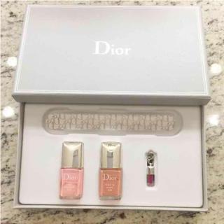 the latest 72311 0cef9 【新品】Dior ネイルセット