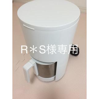 ムジルシリョウヒン(MUJI (無印良品))の無印 コーヒーメーカー(調理道具/製菓道具)