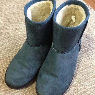 ムジルシリョウヒン(MUJI (無印良品))のあやねこ様専用♡無印良品  ムートンブーツ♡(ブーツ)