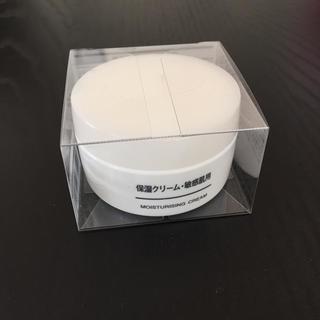 ムジルシリョウヒン(MUJI (無印良品))の【新品】無印良品 保湿クリーム 敏感肌用(フェイスクリーム)