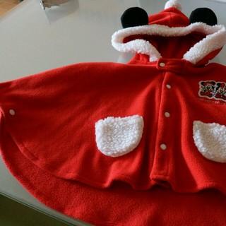 ディズニー(Disney)のミッキーマウスポンチョ(*´∇`*)(コート)