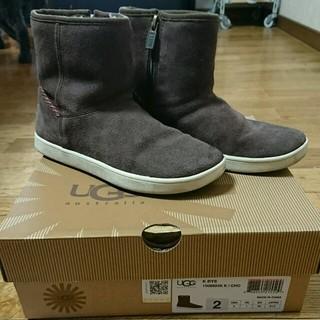 アグ(UGG)の【terurinさま専用】UGG kids 【size 2】ブーツ (ブーツ)