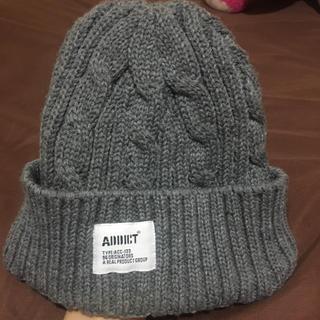 ADDICT🇬🇧ニット帽