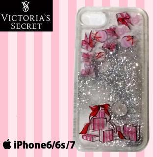 ヴィクトリアズシークレット(Victoria's Secret)の【新品,新作】ヴィクトリアシークレット iPhone6,6s,7対応ケース(モバイルケース/カバー)