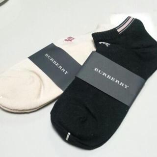 バーバリー★靴下★(ソックス)
