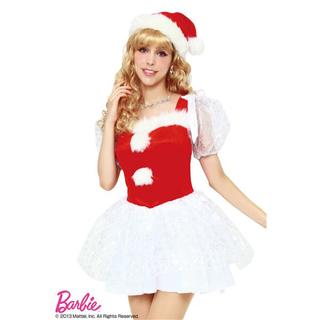 バービー(Barbie)のバービーサンタ(ミニワンピース)