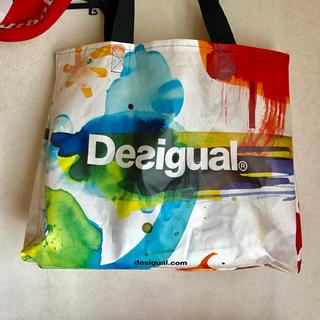 デシグアル(DESIGUAL)のDesigual 限定ショップバッグ(ショップ袋)