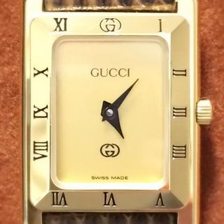 グッチ(Gucci)の♡3.美品 グッチ GUCCI 時計(腕時計)