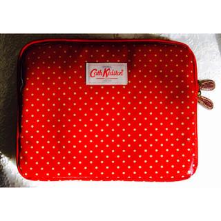キャスキッドソン(Cath Kidston)のさや様専用 未使用 キャスキッドソン iPad タブレット 保護 ソフトケース(その他)
